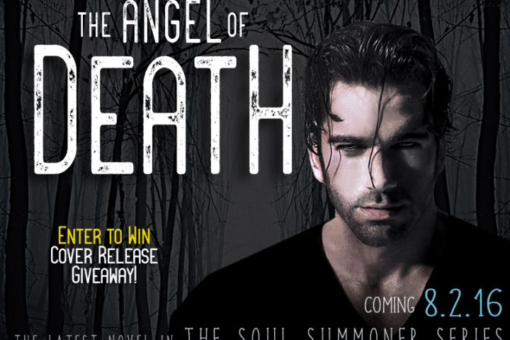 The Angel of Death – The Soul Summoner Book 3 – #giveaway