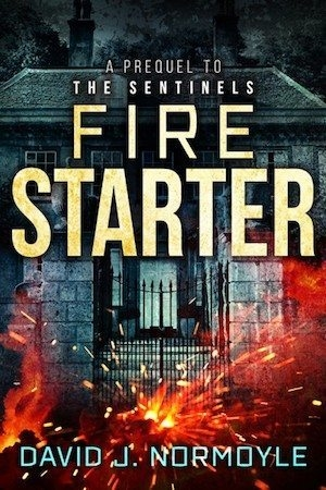 Fire Starter by David Normoyle