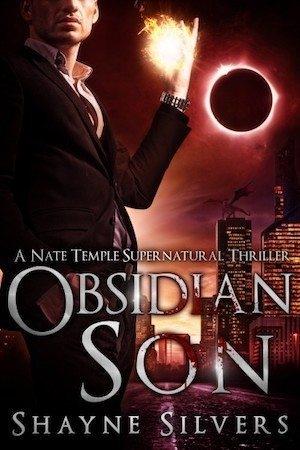 Obsidian Son by Shayne Silvers