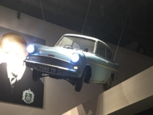 Harry Potter Studio Tour London -The Flying Car