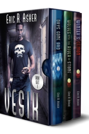 The Vesik Series: Books 1-3 Box Set by Eric Asher