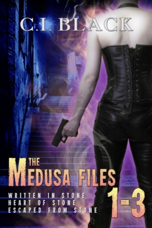 The Medusa Files Collection: Books 1, 2, and 3 by C.I. Black