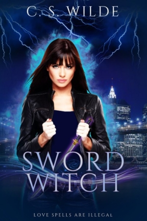Sword Witch by C.S. Wilde