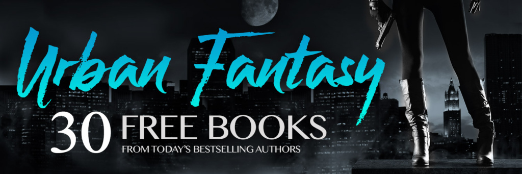 30 Free Urban Fantasy books from Instafreebie